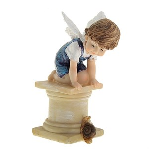 """Статуэтка """"Мальчик-ангелок"""""""