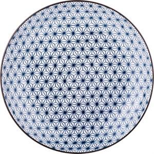 """Тарелка """"Звезды"""" диаметр 22 см"""