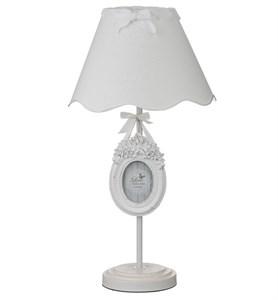 Лампа настольная с фоторамкой