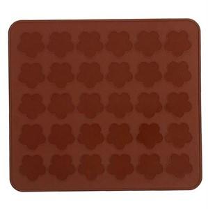 Коврик силиконовый для выпечки печенья 28х26 см