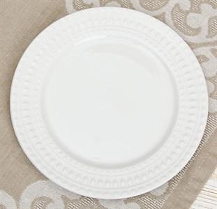 """Тарелка """"Тесьма"""" диаметр 19 см"""