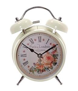 """Часы-будильник """"Розы Лондона"""" в ассортименте"""