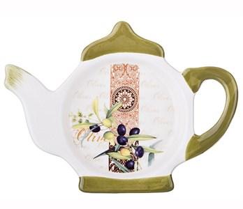 """Подставка для чайных пакетиков """"Олива"""""""