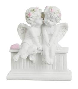 "Статуэтка ""Ангелы на подставке"""