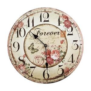 """Часы настенные """"Любовь навсегда"""""""
