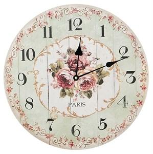 "Часы настенные ""Нежные розы"""