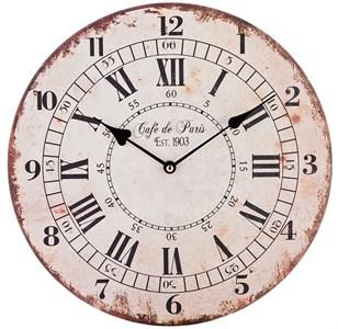 """Часы настенные """"Кафе Парижа"""""""
