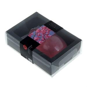 Мыло с ароматом сакуры в подарочной упаковке