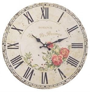"""Часы настенные """"Розы Прованса"""""""