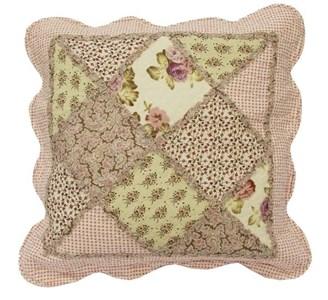Чехол на подушку розовый 50х50 см