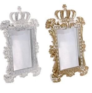 """Зеркало настольное """"Корона"""" в ассортименте"""