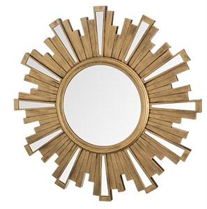 "Зеркало настенное ""Солнце"" диаметр 51 см"