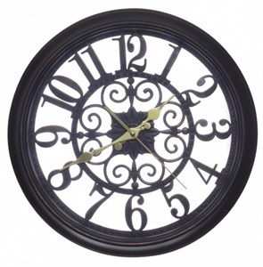 Часы настенные диаметр 35 см