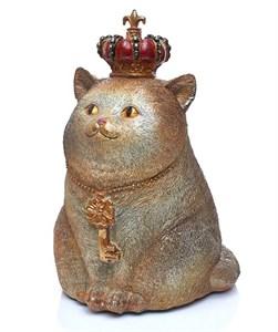 "Статуэтка-копилка ""Царь кот"""