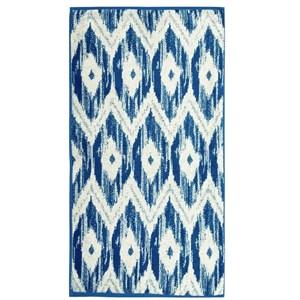 """Полотенце махровое """"Голубой узор"""" 50х90 см"""