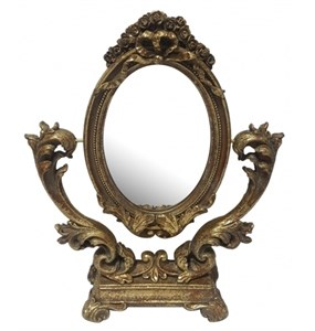 "Зеркало настольное ""Винтаж"""