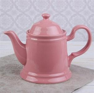 """Чайник заварочный """"Классика"""" 560 мл розовый"""