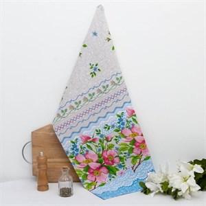 "Полотенце ""Цветы"" 40х75 см"
