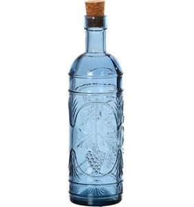 Бутылка синяя 500 мл