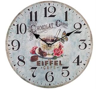 """Часы настенные """"Французский шоколад"""""""
