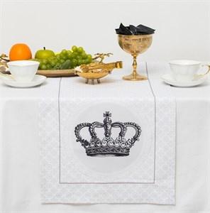 """Дорожка на стол """"Корона"""""""