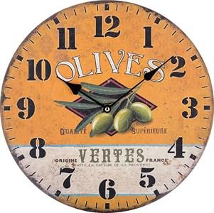 """Часы настенные """"Олива"""""""