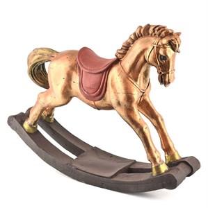 Лошадка-качалка декоративная