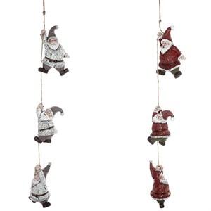 "Подвесное украшение ""Дед Мороз"" в ассортименте, цена за 1 шт"