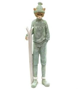 """Статуэтка """"Кот в свитере"""" высота 25 см"""
