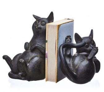 """Держатели для книг """"Коты"""""""