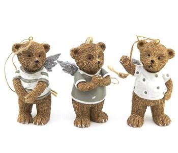"Елочная игрушка ""Медвежонок"", цена за 1 шт"