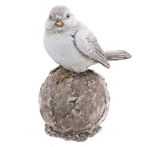 """Статуэтка """"Птичка на шаре"""""""