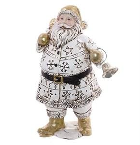 """Статуэтка """"Дед Мороз"""" высота 15,5 см"""