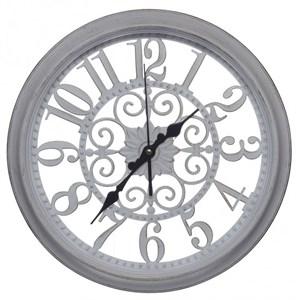 """Часы настенные """"Цифры"""" диаметр 35 см"""