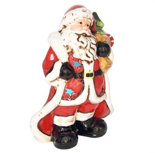 """Статуэтка """"Дед Мороз"""" с подсветкой высота 27 см"""