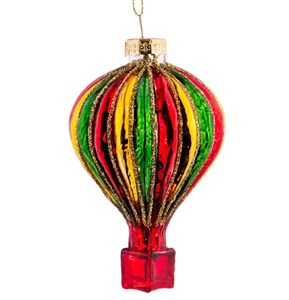 """Елочная игрушка """"Воздушный шар"""""""