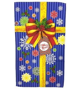 """Полотенце кухонное """"Новогодний подарок"""" 35х60 см"""