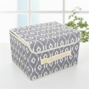 Короб для хранения с крышкой 26х20 см
