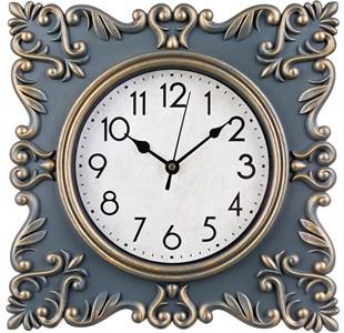 """Часы настенные """"Винтаж"""" бирюза"""