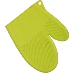 Прихватка силиконовая зеленая