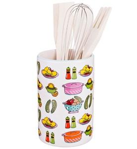 """Подставка с кухонными предметами """"Кухня"""""""