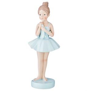 """Статуэтка """"Балерина в голубом платье"""""""