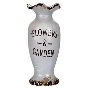 """Ваза """"Цветы и сад"""" 30 см"""