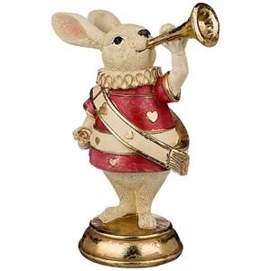 "Статуэтка ""Кролик-трубач"""