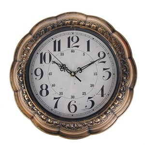 "Часы настенные ""Винтажный цветок"" 30 см"