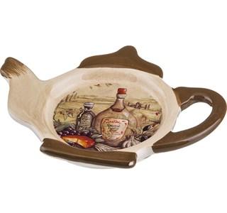 """Подставка для чайных пакетиков """"Италия"""""""