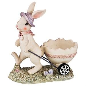 """Статуэтка-подставка для яйца """"Кролик"""""""