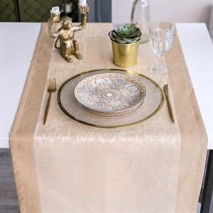 Дорожка на стол 150х50 см льняная