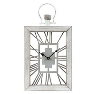 Часы настенные состаренные 22х47 см
