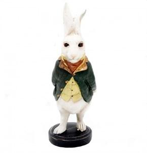 """Статуэтка """"Кролик в пиджаке"""""""